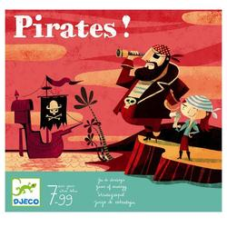 Djeco - Pirates