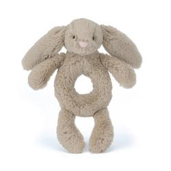 Jellycat - Bashful beige kanin rangle