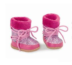Our Generation - Dukkesko, Pink Glimmer Moonboots