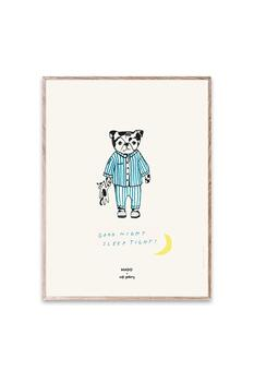 MADO x Soft Gallery - Sleep Tight Print