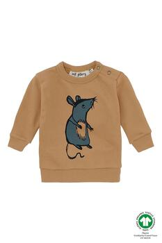 Soft Gallery - Buzz Sweatshirt, Doe Mouse