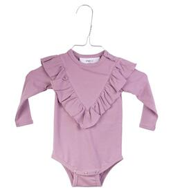 Knast by Krutter - Ruffle Body, Elderberry