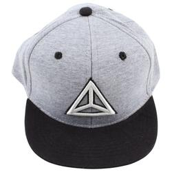 NORDIC LABEL - Baseball Kasket, Grey Melange