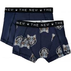 The New - Boxers 2-Pack, Navy Blazer