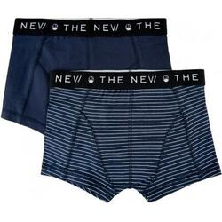 The New - Boxers Striped 2-Pack, Navy Blazer