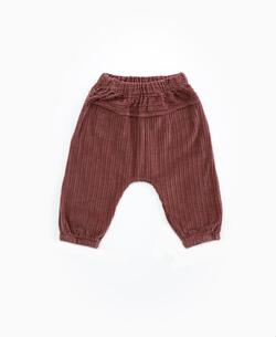 Play Up - Corduroy Trousers, Purplewood
