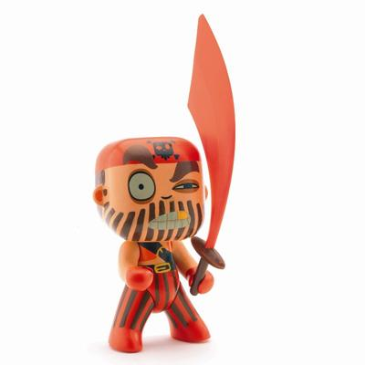 Djeco - Arty Toys, Captain Red