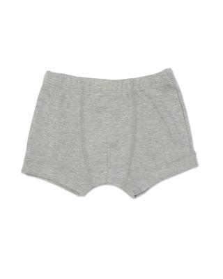 Smallstuff - Boxershorts, Light grey melange