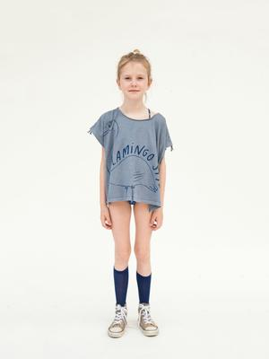 Bobo Choses - T-shirt, Flamingo