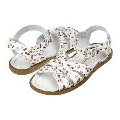 Sun-San - Salt-Water sandal, Cherry