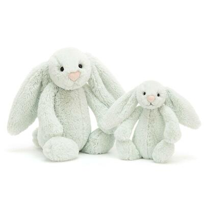 Jellycat - Bashful Seaspray Kanin, 31 cm