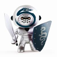 Djeco - Arty Toys, Iron Knight