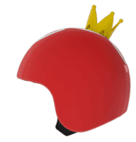 EGG Helmets - Add-ons, Princess