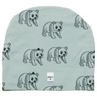 Knast by Krutter - Panda beanie, Dusty green