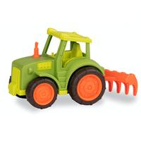 Wonder Wheels - Traktor med Harve